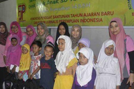 Berbagi Hikmah Bulan Ramadhan