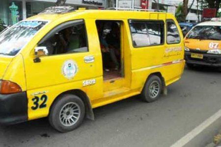 Tarif Angkot Medan Naik Jadi Rp5.500