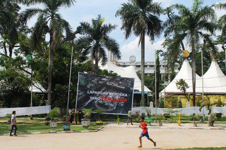 Memerdekakan Lapangan Merdeka