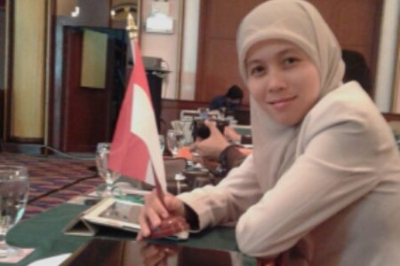 Kiprah Alwen Ong
