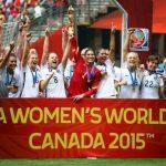 Amerika Serikat Juara Piala Dunia Wanita 2015
