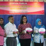 Diskusi Publik Solusi Penguatan BPJS Kesehatan