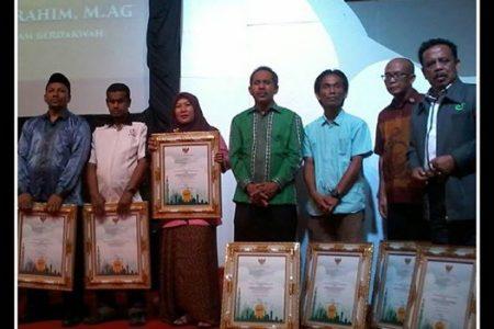 FJPI Aceh Raih Madani Award 2016