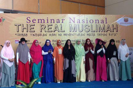 Ini Tren Busana Muslim 2017
