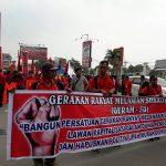 Mayday, Buruh Terus Tuntut Upah Layak