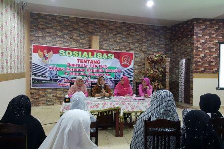 DPD RI dan FJPI Sosialisasikan  Empat Konsensus Kebangsaan