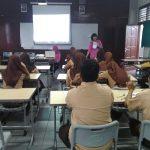 FJPI Berbagi Ilmu dan Pengalaman Jurnalistik di  SMA HARAPAN 1 Medan
