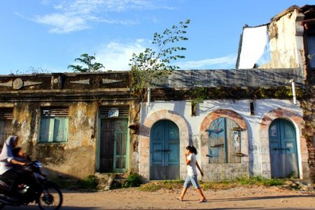 Yuk, Jelajah Kota Tua Padang
