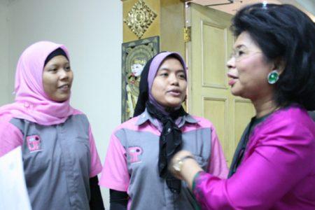 Sarasehan Jurnalis Perempuan 2012-Dewan Pers