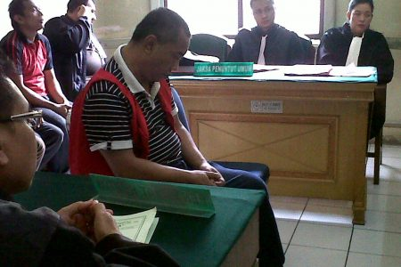Bandar Sabu Mantan Polisi Itu Dihukum Seumur Hidup
