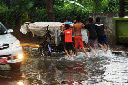 Medan Masih Banjir