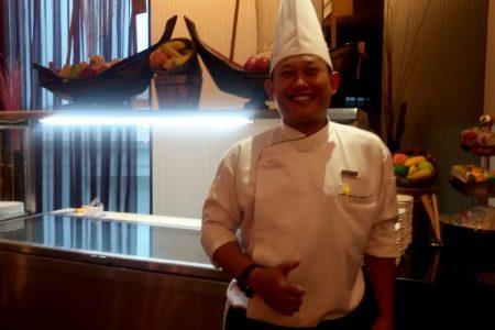 Jadi Chef Handal karena Berani Ambil Kesempatan
