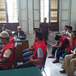 Rampok Bank Bersama Muridnya Divonis 6 Tahun