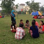 Kemping Ala Anak-Anak Dian Bersinar Foundation