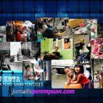 Mengabadikan Potret Perempuan Ibukota