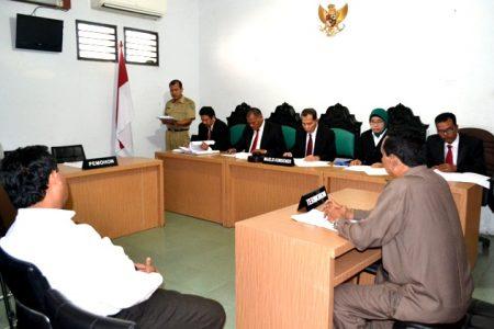 Dua Universitas Disidang KIP Sumut