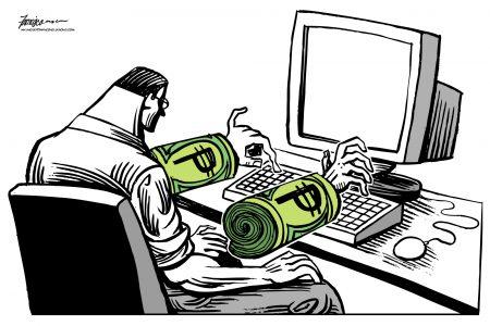 Jurnalis [sok] Antikorupsi…