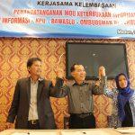 KIP Sumut Jalin MoU Keterbukaan Informasi