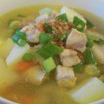 Sup Bawang Putih di Musim Penghujan