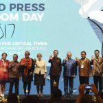 Dawit Ishak Pemenang Guillermo Cano Award 2017