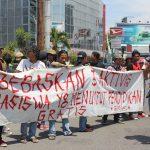 KOBAR GERMASU : Bebaskan 3 Aktivis Mahasiswa