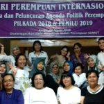 Aktivis Perempuan Sumut Tantang Kandidat Politik