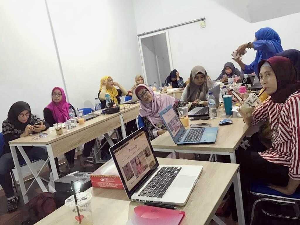 FJPI Sumut Belajar SEO di Medan